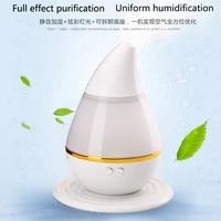 Mini diffuseur dhuiles essentielles et darome Portable  humidificateur ultrasonique  port USB blanc  pour voiture  maison et bureau