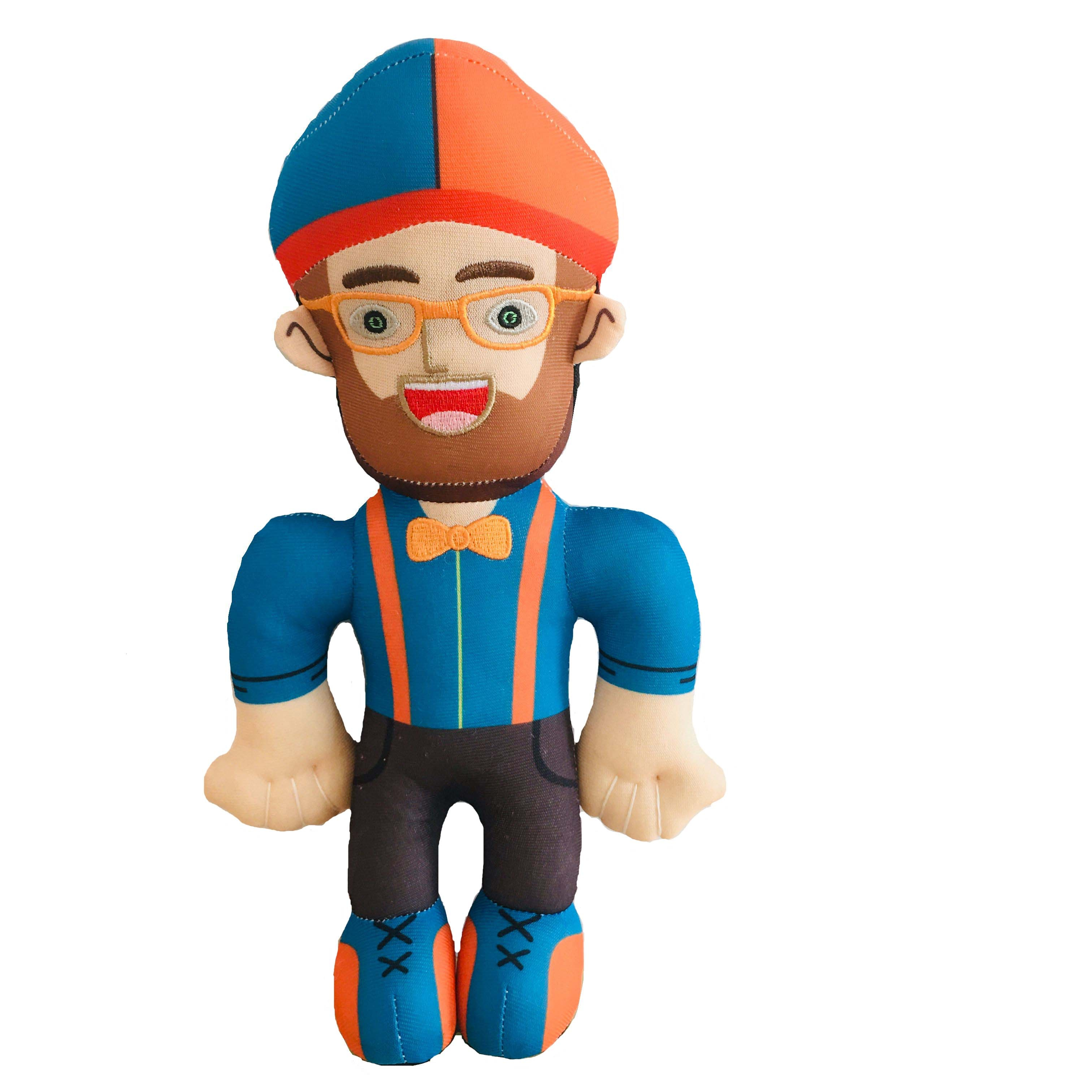 Muñeca de peluche Blippi de 30cm