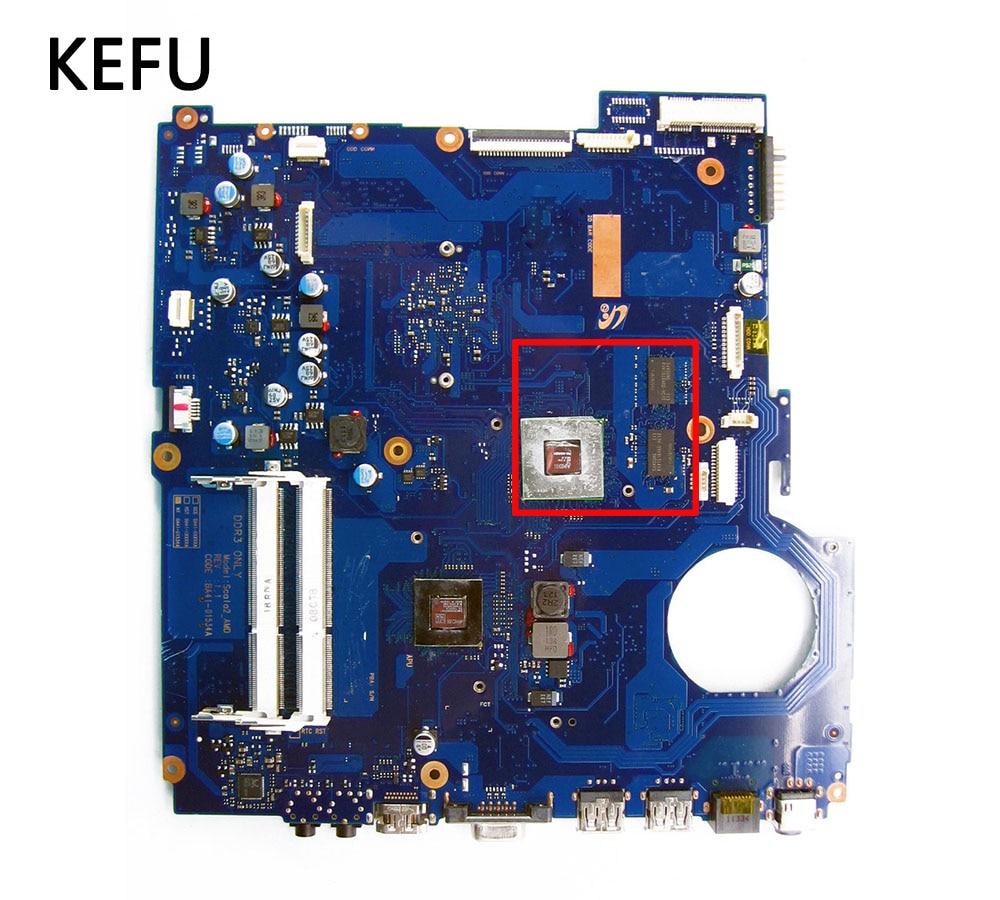 KEFU para Samsung RV515 placa base de computadora portátil HD6470 BA92-09429A BA92-09429B 100% probado