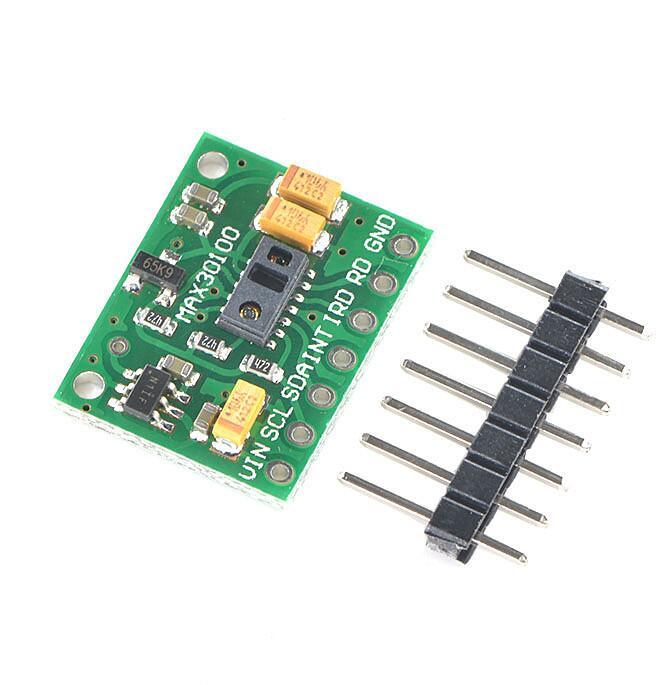 MAX30100 Sensor de Freqüência Cardíaca De Pulso Pulsesensor Sensor de Módulo
