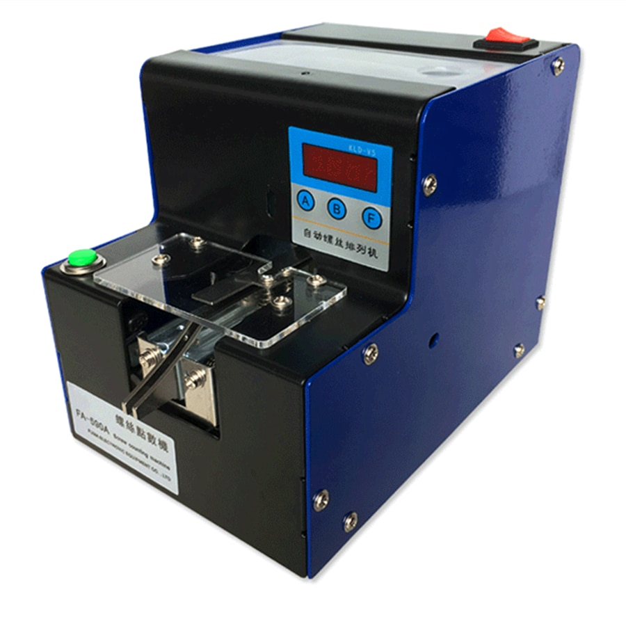 Free Shipping Automatic Screw Counting Machine Hardware Store Factory Counter Line Feeder