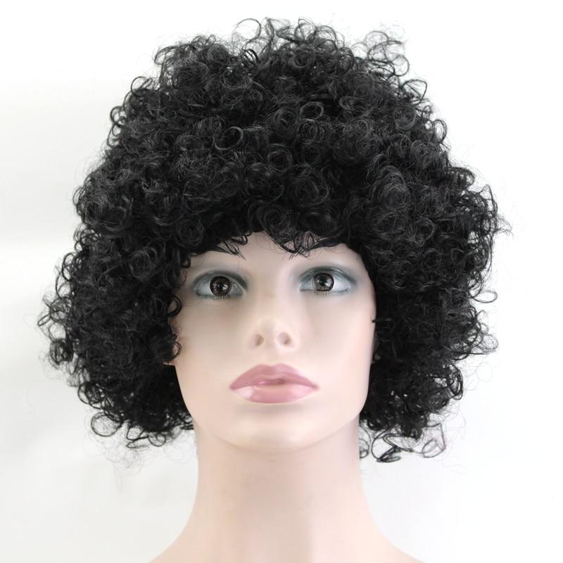 JOY & BEAUTY парик на Хэллоуин для взрослых детей косплей Харадзюку парик для вечеринки черный красный зеленый коричневый синтетические волосы ...