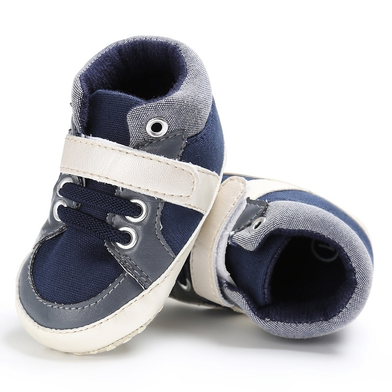 New Casual Kids Children Shoes High Quality Baby Shoes Mother Care Leisure Sports Baby Shoes Red Whi