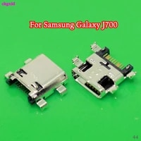 2pcslot usb charge dock socket jack charging port connector for samsung galaxy j7 j700 j700f 2015 j7 j710 j710f j5 j510 2016