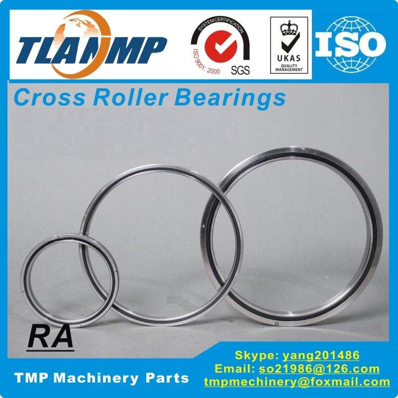 Rodamientos de rodillos cruzados RA6008UUCC0 TLANMP (60x76x8mm), rodamientos robóticos de carga radial Axial tipo anillo Delgado, hecho en China