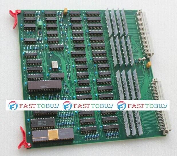 00.785.1069/91.186.6021 SEK2 tarjeta de circuito Heidelberg compatible nuevo
