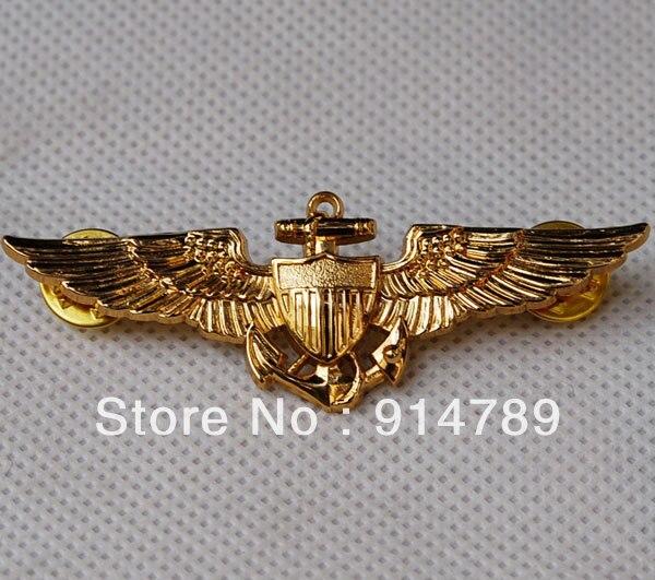 В2 морской авиаторы США, Металлическая Булавка крылья-32138