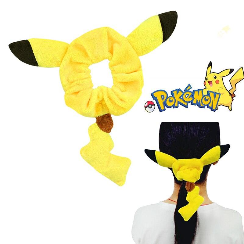 New Fashion Hairband Headband Anime Pocket Monsters Pikachu Cosplay Costumes Accessories Headwear Hair Band