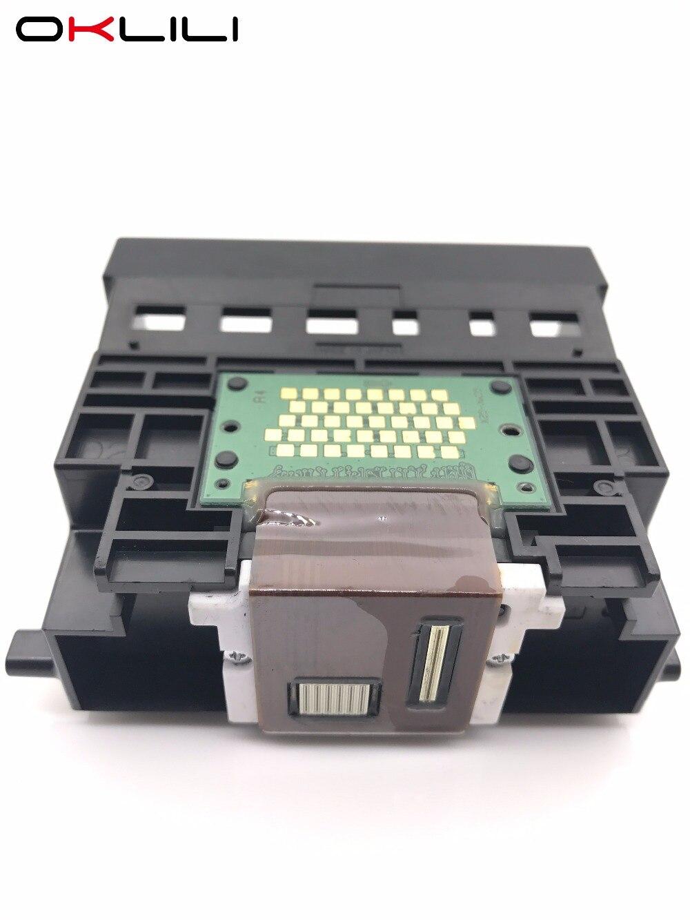 OKLILI QY6-0049 cabezal de impresión de la cabeza de la impresora Canon 860i 865 i860 i865 MP770 MP790 iP4000 iP4100 MP750 MP760 MP780