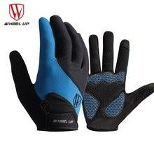 Radfahren Handschuhe Touchscreen Bike Fahrrad Sport Stoßfest Wasserdichte Handschuhe Für Männer Frauen MTB Fahrrad Volle Finger-Handschuhe
