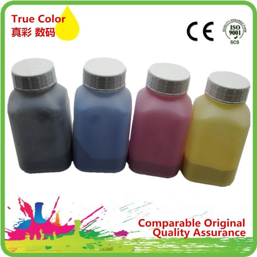 4x4 Color de relleno láser Kits de pigmento en polvo de tóner para laserJet Pro CP-1513n CP-1514n CP-1515n CP-1516n CP-1517ni CB540A 125A impresora