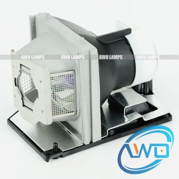 Envío libre 310-7578/725-10089 compatible bombilla desnuda con carcasa para Dell 2400MP proyector 180Day garantía