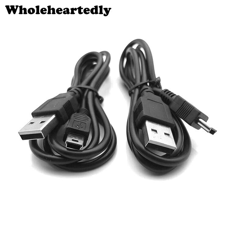100 шт./лот, 80 см, USB 2,0 A штекер в мини 5 Pin B зарядное устройство, кабель для зарядки, адаптер 5TLR Mini USB адаптер для MP3 mp4-плеера