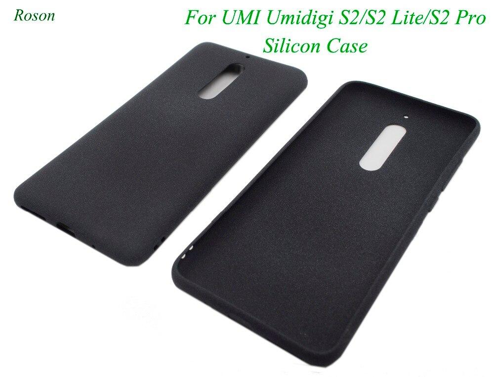 Roson For UMI Umidigi S2 S2 Lite Silicon Case 6.0