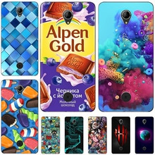 부드러운 tpu 3d 패턴 비정상적인 전화 케이스 에이서 액체 제스트 4g z528 z525 패션 만화 다채로운 다시 커버 실리콘 케이스