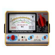 Testeur de résistance Pointer isolation pointeur résistance mètre testeur disolation analogique résistance 0.5-2000M