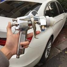 SAT1182 outils de bricolage professionnels pistolet à peinture haute pression chrome peinture voiture lavage pistolet à peinture outils pneumatiques