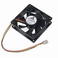 10pcs gdstime sleeve bearing 8cm 808025mm cooler 3pin 80mm 12v dc cooling fan