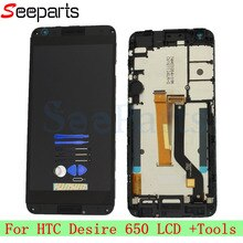 For HTC Desire 650 LCD Display Touch Screen Digitizer Assembly 5.0