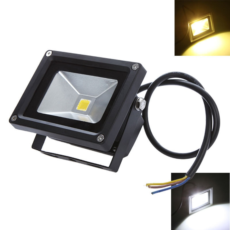 1pcs AC85-265V 10W LED Flood Light Floodlight Free Shipping