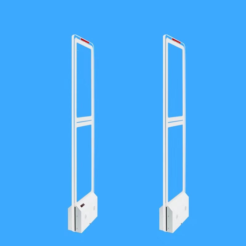 Anti-Shoplifting 58KHz acrylic Anti theft EAS System AM security gate for clothes store supermarket enlarge