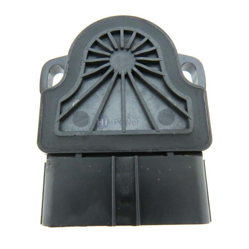 Alta calidad MR578861 MR578862 Sensor de posición del acelerador para Mitsubishi Outlander Airtrek carro Grandis espacio vagón 4G64 4G94