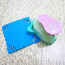 Signe égal forme levier coin artisanat poinçon Pour Perforatrice Pour Machine de Scrapbooking papier cutter fait main jouet perforateur