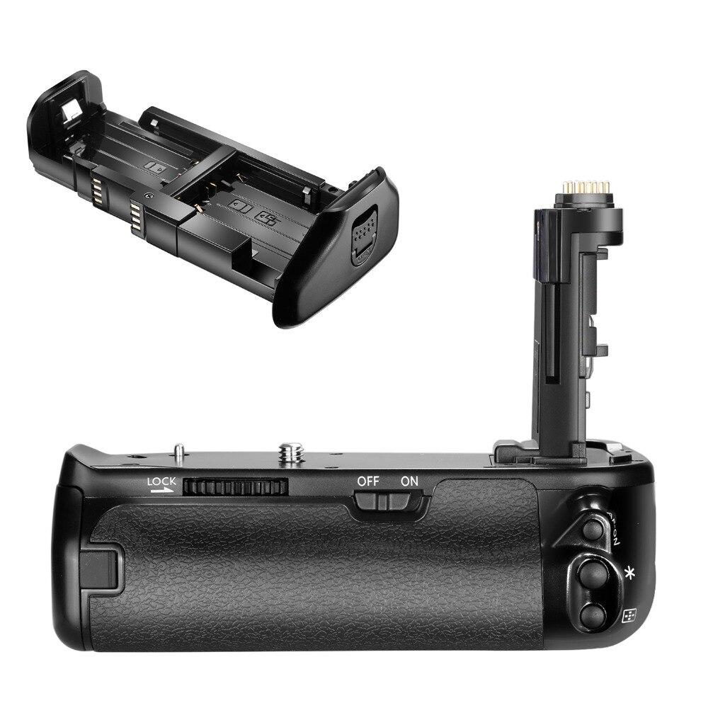 Neewer برو كاميرا قطع استبدال مقبض البطارية لكانون BG-E21 لكانون 6D مارك II DSLR كاميرا العمل مع بطارية ليثيوم أيون