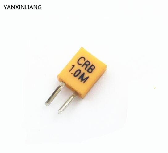 10PCS CRB 1.0M DIP-2 Ceramic Crystal 1MHZ 1.000Mhz 2-DIP CRB1.0M Resonator