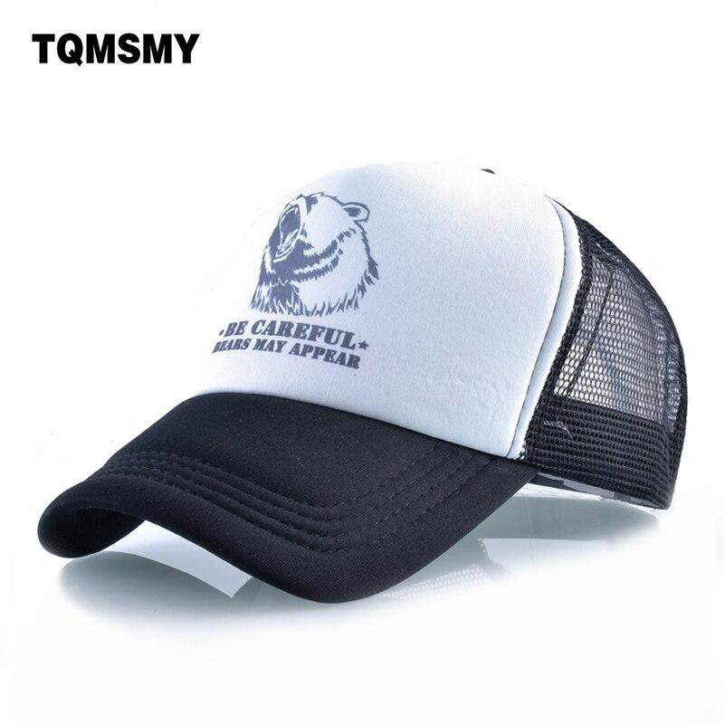 Gorra de béisbol de secado rápido para hombre, gorras deportivas para el sol al aire libre para mujer, gorras con visera de oso Unisex, gorro de hip hop, gorros de malla para mujer
