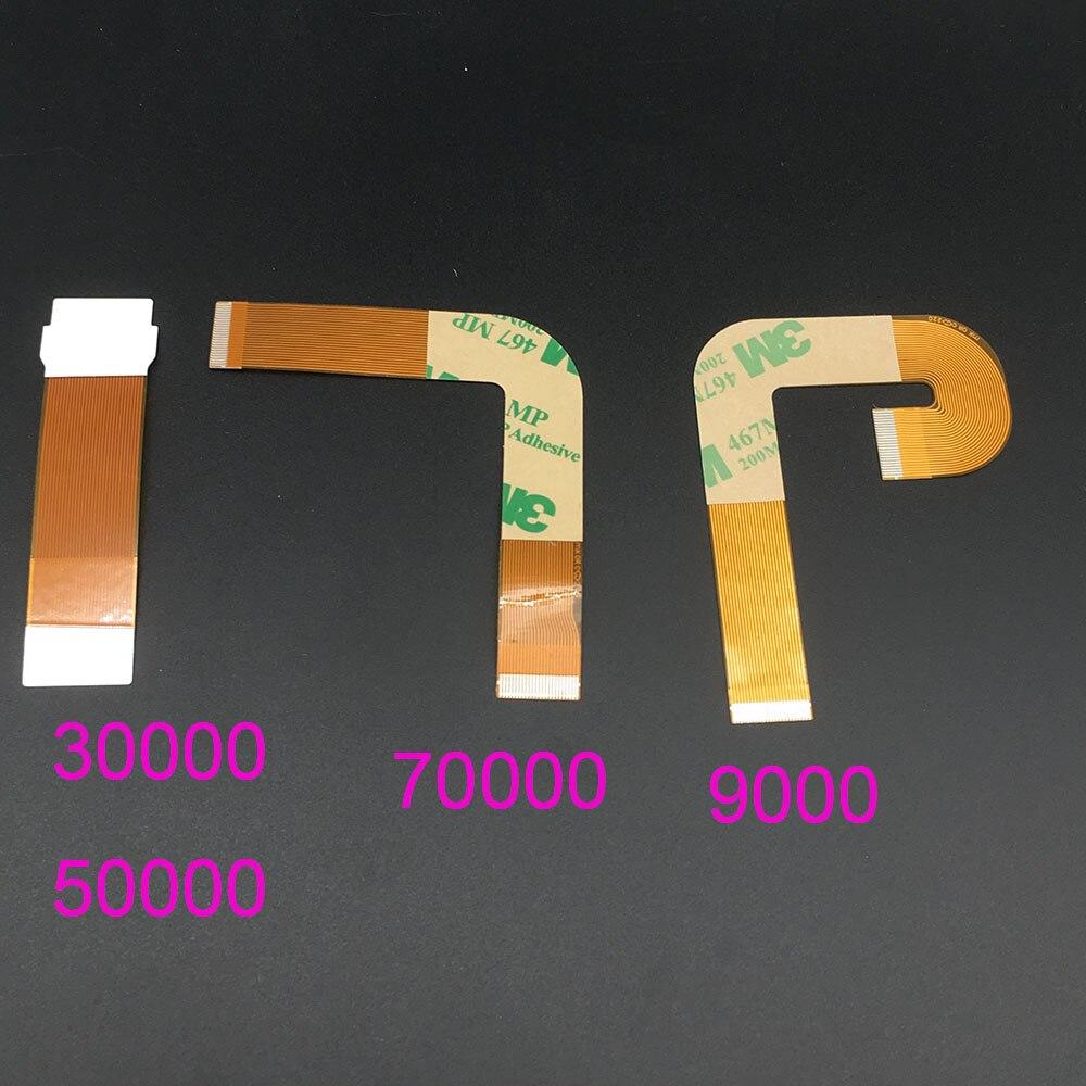 Para a gordura scph30000 scph de ps2 50000 30000 500xx 5000x 700xx 900xx cabo de fita do cabo flexível do laser