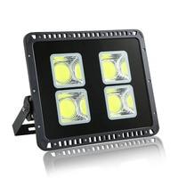 LED Floodlight COB 200W 300W 400W 500W Reflector Flood Light Spotlight AC 85-265V Waterproof Outdoor Wall Lamp Projectors