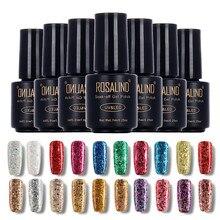 ROSALIND 7ML 29 Colors Gel Polish For Nail Art Manicure UV LED Gel Polish Semi Permanent Varnish Semi-perma Gel Polish Maquiagem