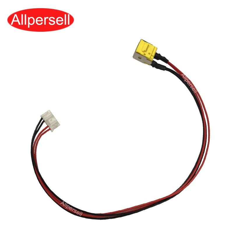 Arnés de alimentación para portátil DC para Acer Aspire 5235 5335 5335Z 5535 5735Z, arnés de cable de enchufe de puerto