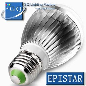 DHL Fedex E27 E14 lâmpada LED 3 W 5 W 7 W 9 W 12 W 15 W 110 v 220 v-240 v real Epistar chip conduziu a lâmpada spot iluminação