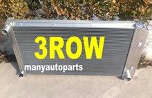 3 radiador central de aluminio para Pontiac Firebird Trans Am 1970-1981 71, 72, 73, 74, 75, 76, 77, 78, 79, 80 81