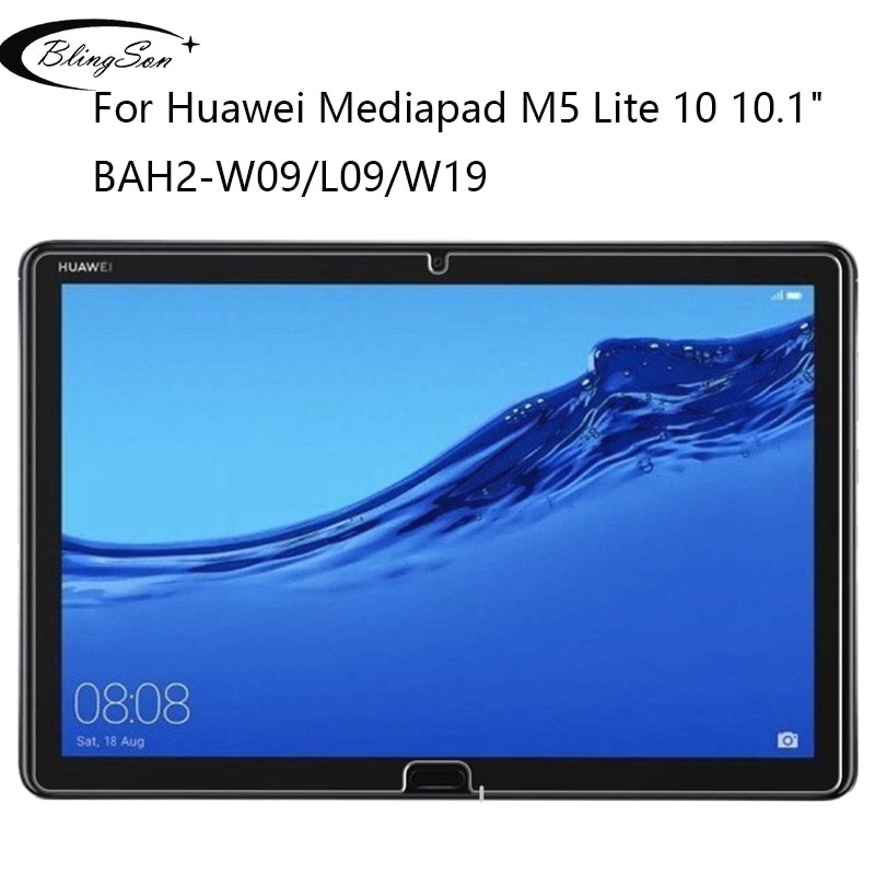 Cristal Templado 9h Para Huawei Mediapad M5 Lite 10 10 1 Bah2 W09 L09 W19 Protector De Pantalla De Tableta Película Protectora Para M5 10 Protectores De Pantalla Para Tablets Aliexpress