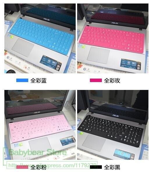 15,6 laptop tastatur Schutzhülle Tastatur Abdeckung Schutz für Asus Zenbook Pro UX501 UX510UW UX501VW UX550VD BX501UX UX501JW
