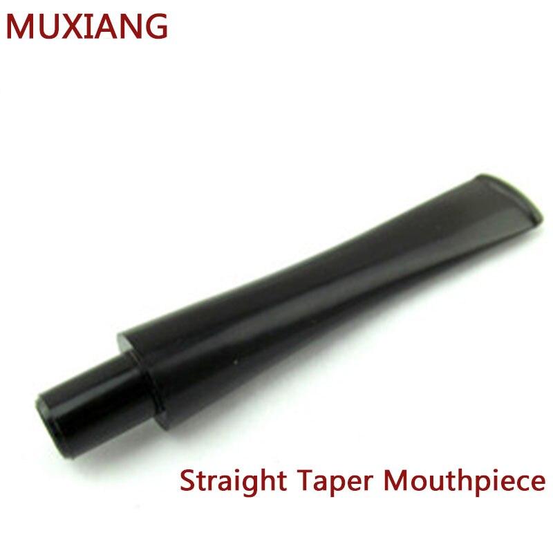 MUXIANG-tuyau à fumée spécialisé   Nouvelle et chaude, embout en acrylique, filtre 9mm, tuyau de tabac fait à la main, embout conique be0001