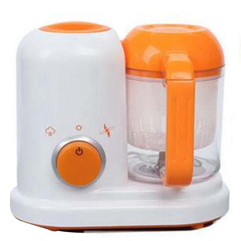 Fabricante de alimentos para bebê elétrico liquidificador processador de vapor segurança alimentar (plug ue)