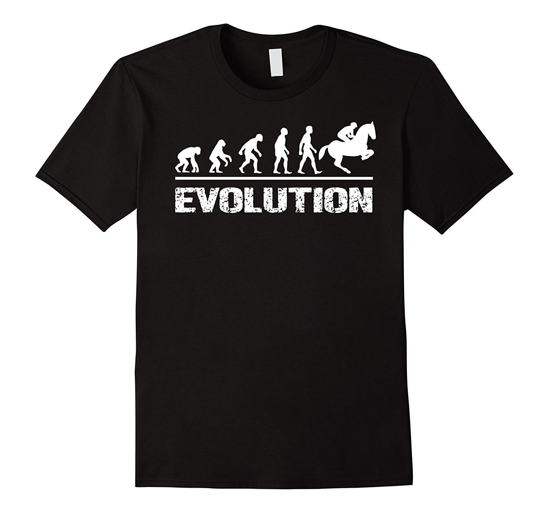 Divertido caballo camiseta Cool equitación ciencia regalo Camiseta cuello redondo Camiseta divertida camiseta tema caliente hombres manga corta