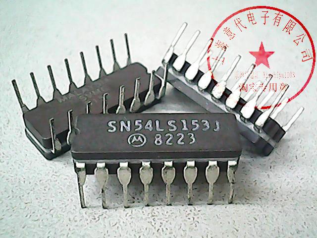 Sn54ls153j mot dip-16 novo