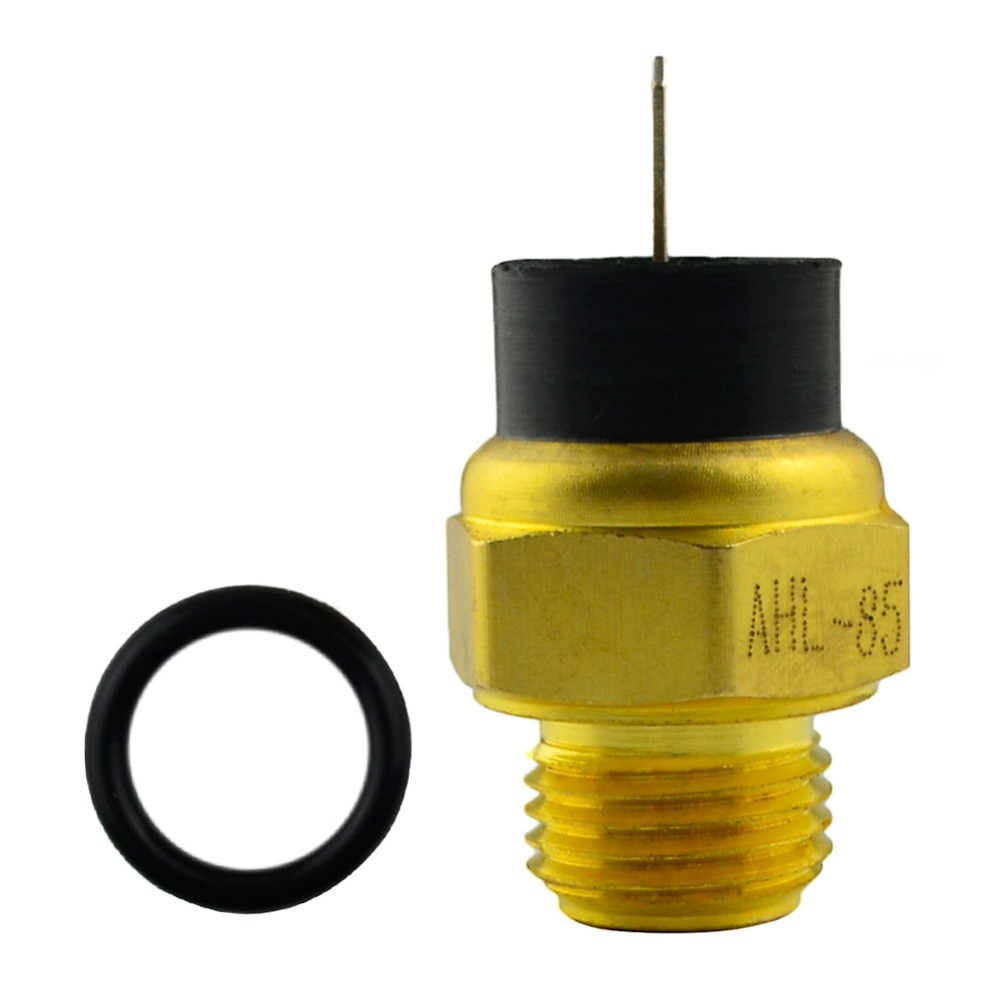 Piezas de motocicleta radiador Sensor de temperatura del agua para Honda Magna 250 25V VT250 VTZ250 VTF250 interruptor del termostato de agua
