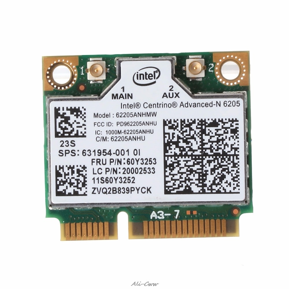 2018 новая Двухдиапазонная Беспроводная-AC wifi карта Intel для Lenovo Thinkpad X230 T430 60Y3253