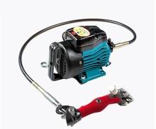 Free shipping 220 V - 240 V 370W Flexible shaft Electric Sheep Goat Shearing Machine Clipper Shears Cutter Wool scissor