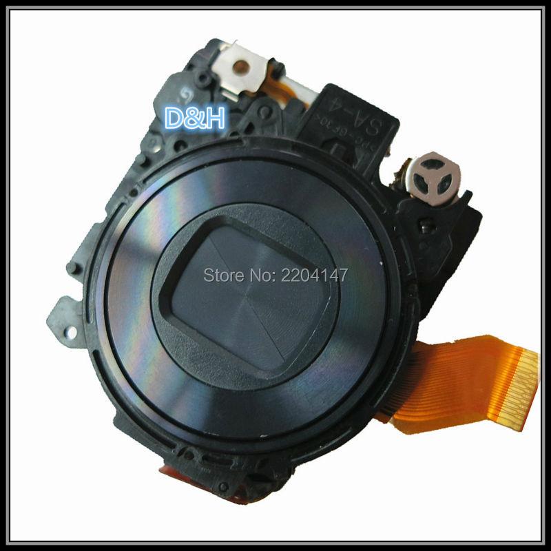 Unidad de zoom de lentes Original para SONY cyber-shot DSC-W110 W110 pieza de reparación para cámara digital negro
