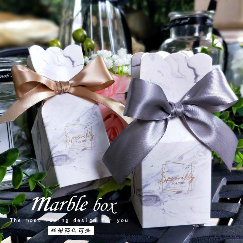 Casamento favor e caixa de doces saco de presente cartão caixa de presente caixas de chocolate biscoitos saco de crianças fontes de aniversário decoração de casamento