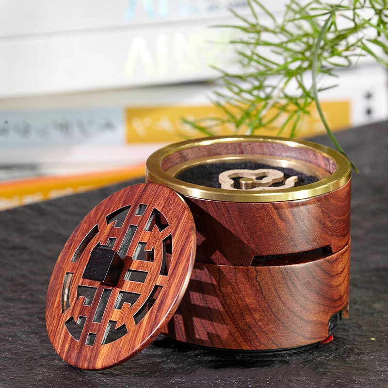 Zen música Buddha máquina pequeño Altavoz Bluetooth té ceremonia yoga clásico Zen reproductor de música caja de incienso