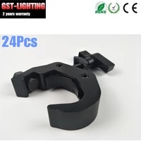 24pcslot aluminum clamp hook professional stage equipment stage light truss dj weight bearing 200kg