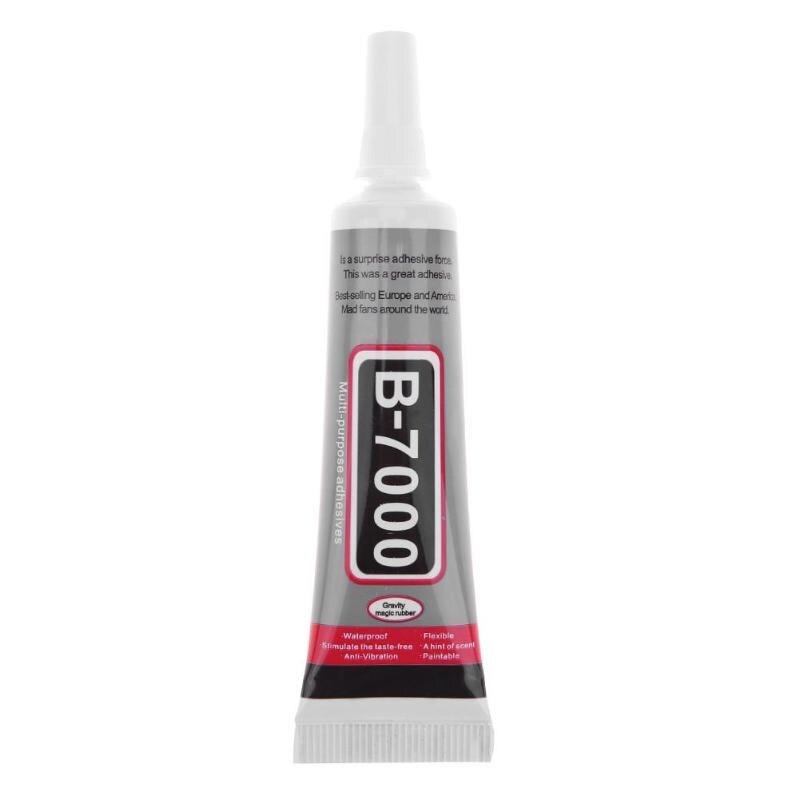 El mejor B-7000 de 15ml, superpegamento, adhesivo multiusos, resina epoxi, artesanías Diy, pantalla táctil de cristal para teléfono móvil